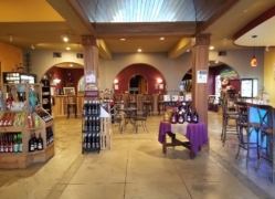 Main Tasting Room prior to set up